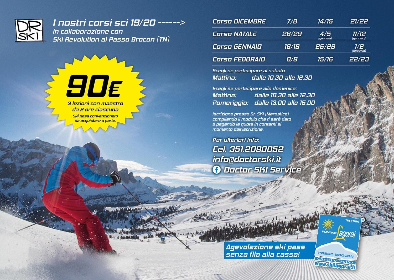 Corsi di Sci 2010 / 2020 – DR Ski